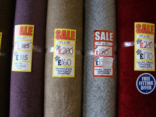 more roll end carpets in atherton