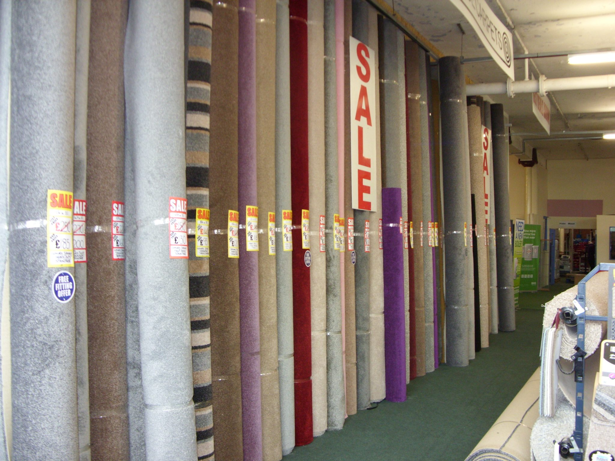 Roll End Luxury Saxony Howebridge Carpets 01942 881199